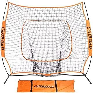 portable pitching target
