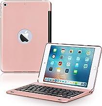 ONHI Wireless Keyboard Case for iPad Mini 5 / Mini 4 Keyboard Case Plastic alloy shell Smart Folio Case Auto Sleep / Wake,...