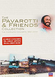 The Pavarotti & Friends Collection: The Complete Concerts, 1992-2000 by Decca