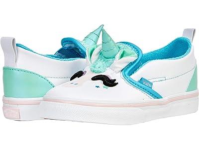 Vans Kids Slip-On V UNI (Infant/Toddler) ( Girl
