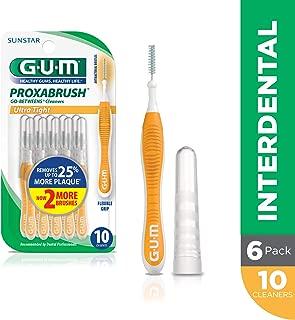 gum proxabrush refills ultra fine tapered