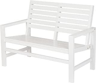Shine Company 4224WT Contemporary Garden Bench, 40