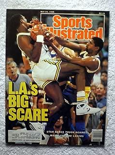 Magic Johnson - Los Angeles Lakers - Sports Illustrated - May 23, 1988 - NBA Playoffs - SI-2