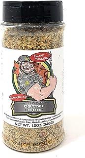 Code 3 Spices Grunt Rub 12 Ounce