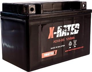 ThrottleX Batteries - ADX9-BS - AGM Power Sport Battery