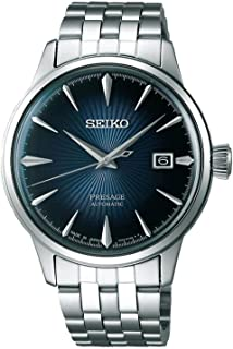 Seiko PRESAGE Automatic Blue Gradation Cocktail Time