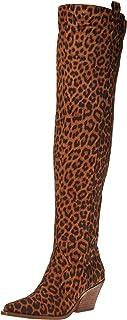 Jessica Simpson Women's Zeana Boot Natural 5 M US