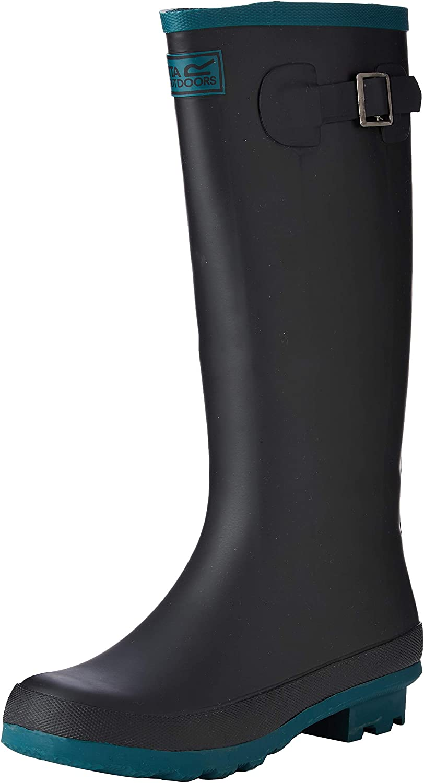 Regatta Women's Fairweather Ii' Printed Wellingtons Boots