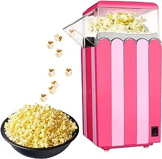 Popcorn Machine, SWIGM Holead Hot Air Popcorn Popper Healthy Machine No Oil Needed 8.5 oz Popcorn Maker