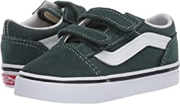 33b277e8a622e Vans kids old skool v x mlb toddler | Shipped Free at Zappos