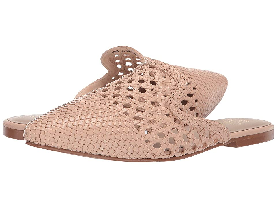 Image of 42 GOLD Corra (Natural Leather) Women's Flat Shoes