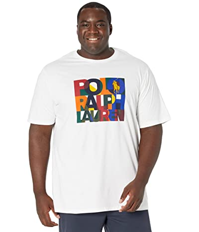 Polo Ralph Lauren Big & Tall Big Tall Classic Fit Logo Jersey T-Shirt