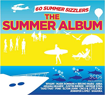 VARIOUS ARTISTS - Summer Album / Various (2019) LEAK ALBUM