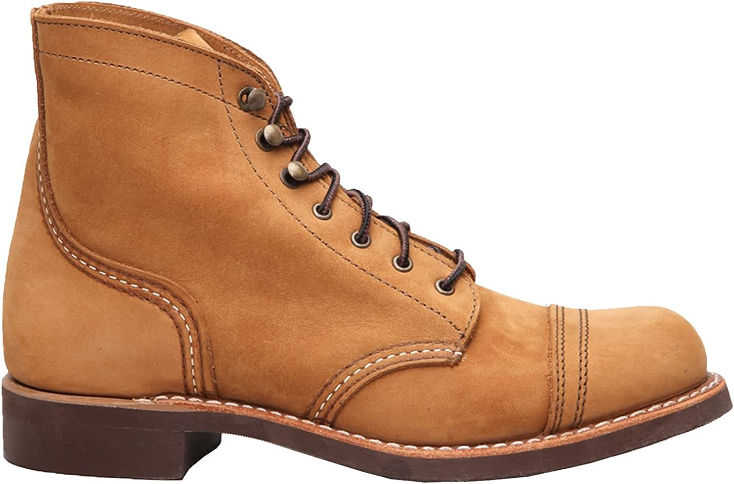 Red Wing Womens Iron Ranger 3367 Nubuck Boots