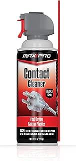 Max Professional 2053 Mini Contact Cleaner - 4 oz.