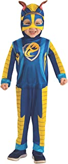 Paw Patrol Child's Mighty Pups Chase Costume, X-Small