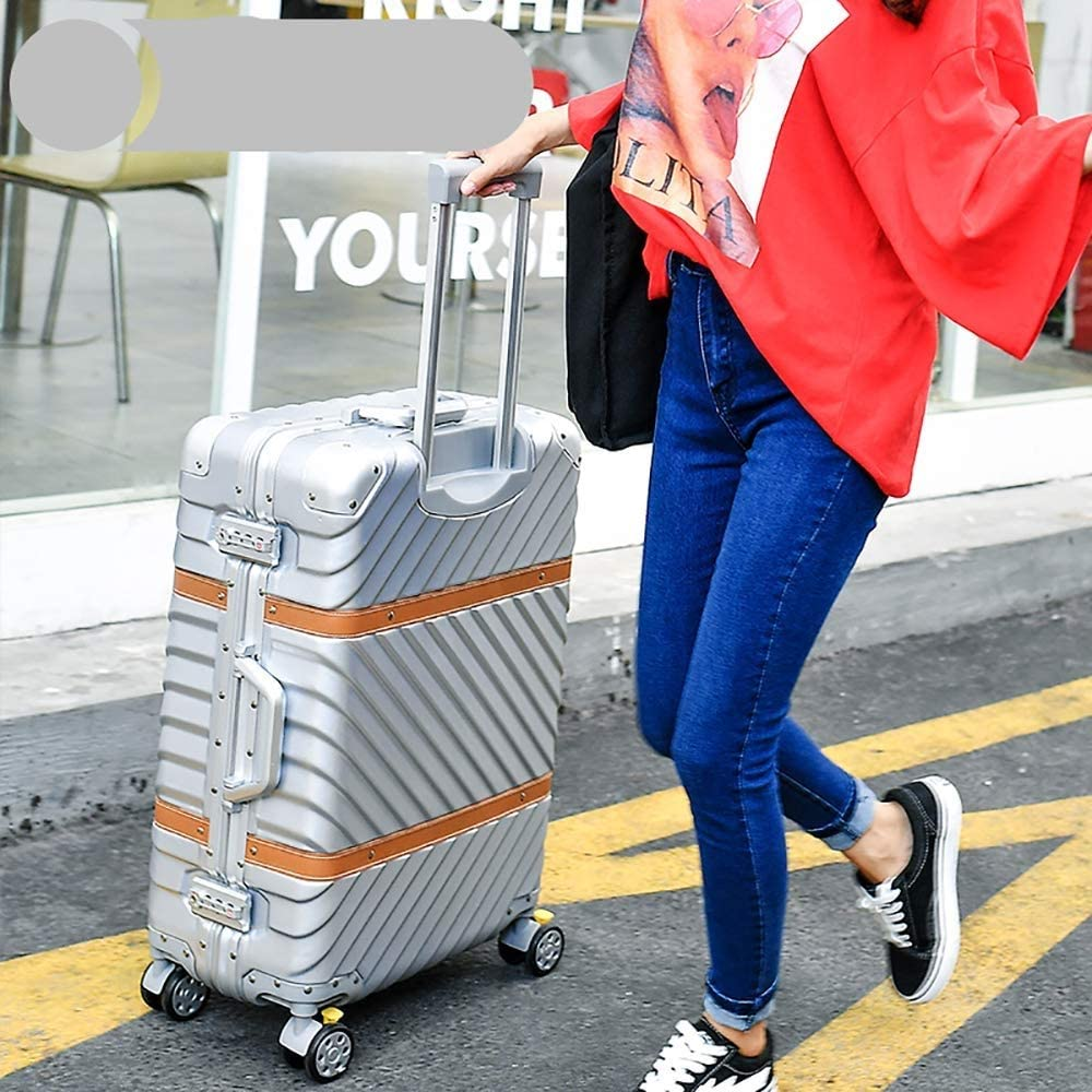 Trolley case Carry On Luggage ABS Ranking TOP6 Suitcase 20-inch Max 53% OFF CaseL