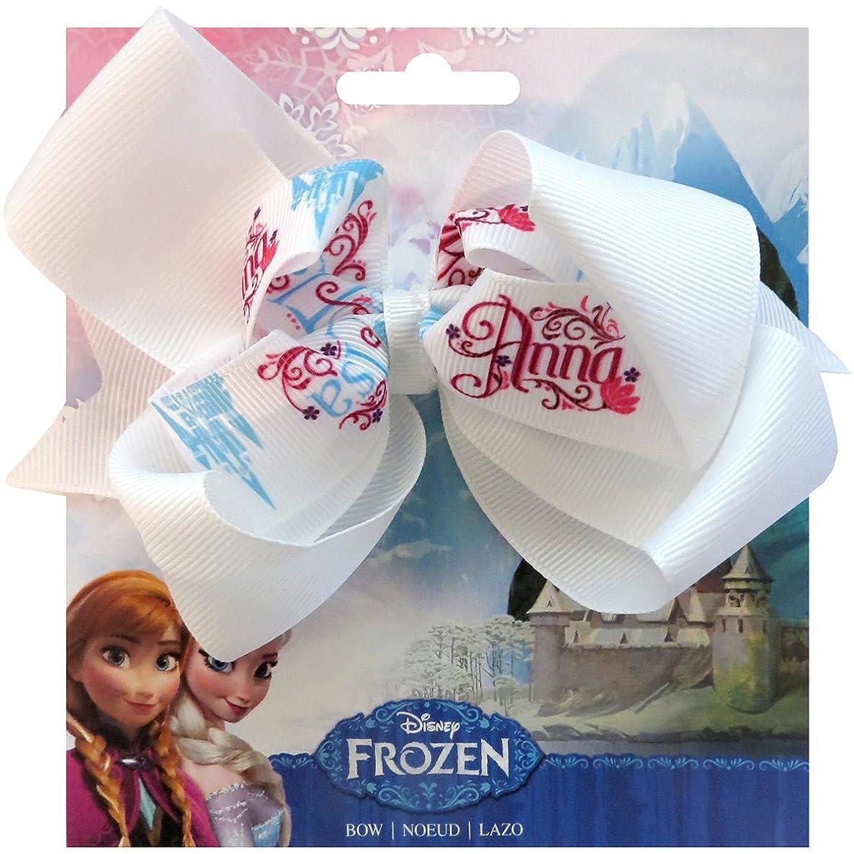 Simplicity 570502001 Disney Frozen Names Ribbon Bow