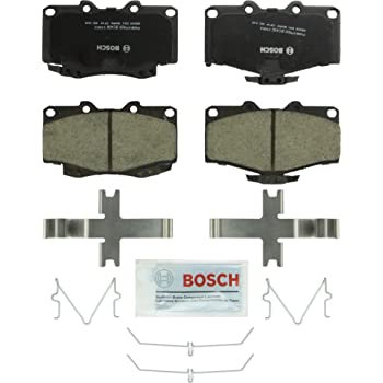 Premium Ceramic Disc Brake Pad FRONT Set For Toyota 4Runner Pickup Tacoma KFE436