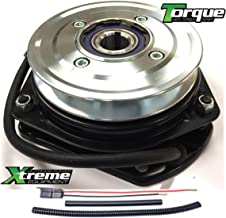 Xtreme Outdoor Power Equipment Bundle - 2 Items: PTO Electric Blade Clutch, Wire Harness Repair Kit. X0660 Replaces Scag 461660 PTO Clutch, OEM Upgrade!! w/Wire Harness Repair Kit