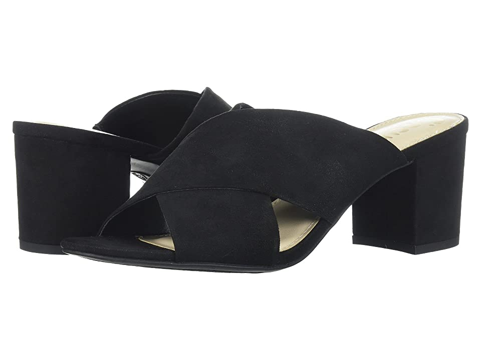 Circus by Sam Edelman Stevie (Black Microsuede) Women