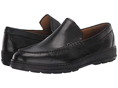 Cole Haan Hamlin Traveler Venetian (Black) Men