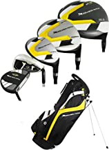 Ray Cook Golf Silver Ray Complete Set with Bag Graphite