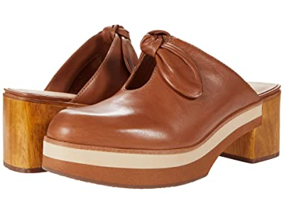 Bernardo Sadie (Luggage Glove Leather) Women