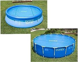 INTEX-Bâche à bulles Ø 348cm