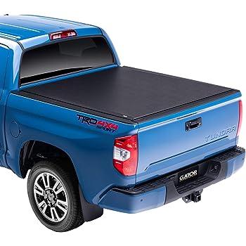 Amazon Com Tyger Auto T3 Soft Tri Fold Truck Bed Tonneau Cover For 2007 2013 Toyota Tundra Fleetside 8 Bed Tg Bc3t1034 Automotive
