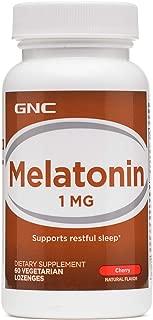 gnc melatonin 5 mg prospect