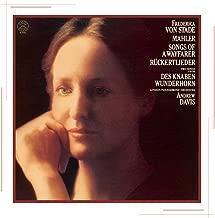 Mahler: Songs Of A Wayfarer / Ruckertlieder / Two Songs From Des Knaben Wunderhorn