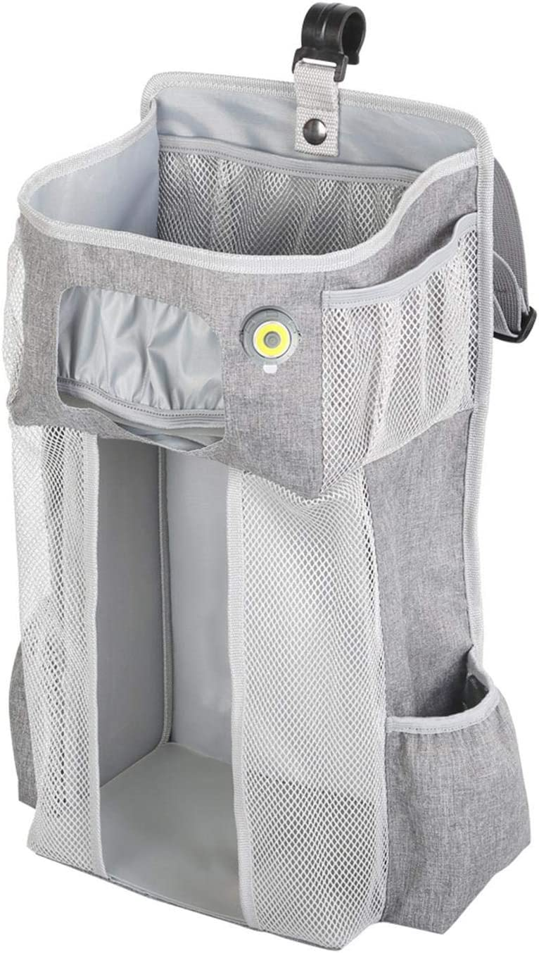 Hanging 35% Arlington Mall OFF Diaper Caddy Organizer for Crib Changing Organize Table