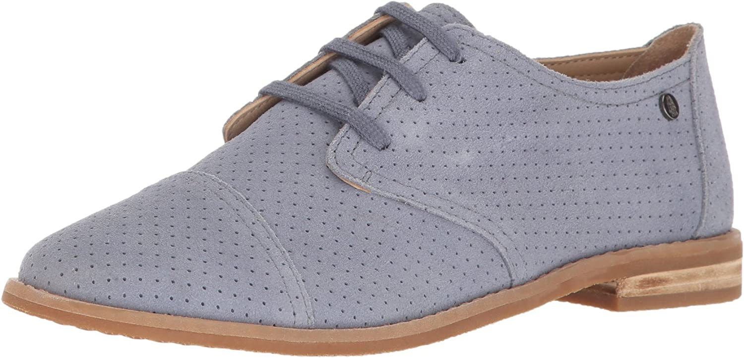 Hush Puppies Women's Aiden Clever Oxford Flats