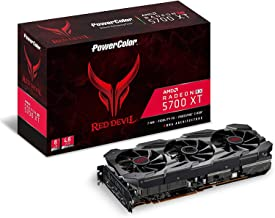PowerColor Red Devil AMD Radeon RX 5700 XT 8GB AXRX 5700XT 8GBD6-3DHE/OC