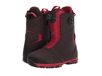 Burton Photon Boa(r) Snowboard Boot (Brown/Red) Men