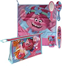 DreamWorks Animation Trolls Travel Higiene 5 Pieces Set For Kids
