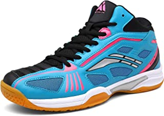 Mens Tennis Shoes Court Badminton Squash Training Running Sneakers