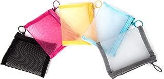 Patu Mini Zipper Mesh Bags, 4
