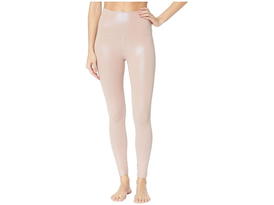 Beyond Yoga - Beyond Yoga High-Waisted Midi Leggings , Pink