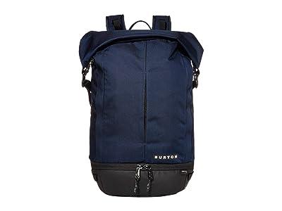 Burton Upslope Pack (Dress Blue Ballistic Cordura) Day Pack Bags