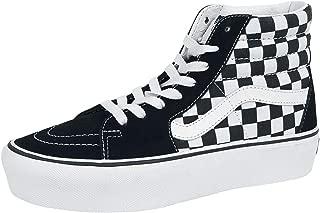 Sk8-Hi Platform 2 Suede Canvas Shoe Size