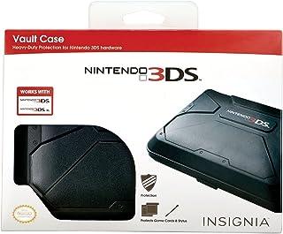 Insignia -Vault Case for Nintendo 3DS / 3DS XL-Black 1st generation.