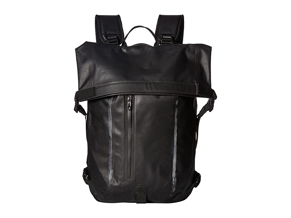 Oakley Two-Faced Dry Pack (Blackout) Backpack Bags