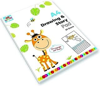Anker SCVU//6 Kids Create A4 Drawing Pad 50 Sheets