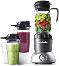 Buy Nutribullet Select High Speed Blender/Mixer/Smoothie Maker - 1000 Watts; Dark Grey Online at Low Prices in India - Amazon.in
