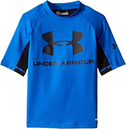 Under Armour Kids - UA Short Sleeve Rashguard (Little Kids/Big Kids)