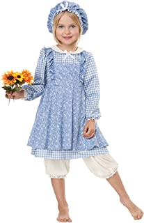 Little Prairie Girl Costume