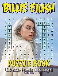 Billie Eilish Puzzle Book: An Interesting Experience Activity, Brain Development, Training All Skills, Self-Improvement, M...