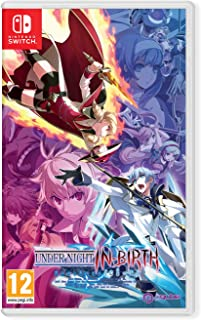Under Night In-Birth Exe: [CL-R]